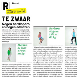 Run2Day magazine: 9 hardlopers, 9 adviezen - september
