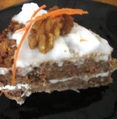 Carrot cake by Tessa